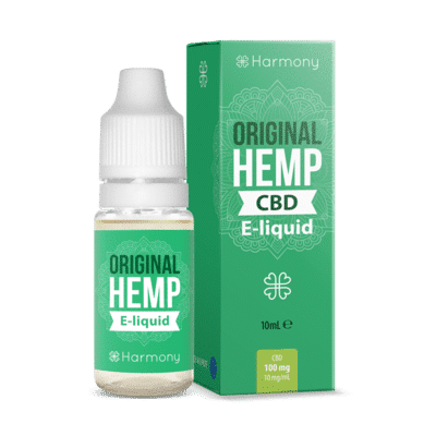 Harmony CBD E-Liquid Hemp