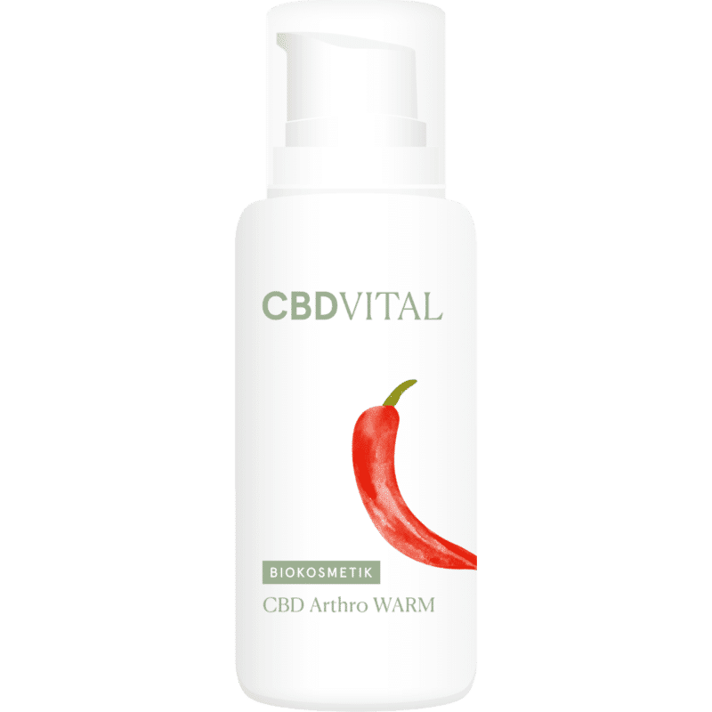 cbd vital arthro warm gel online shop cbd deal24