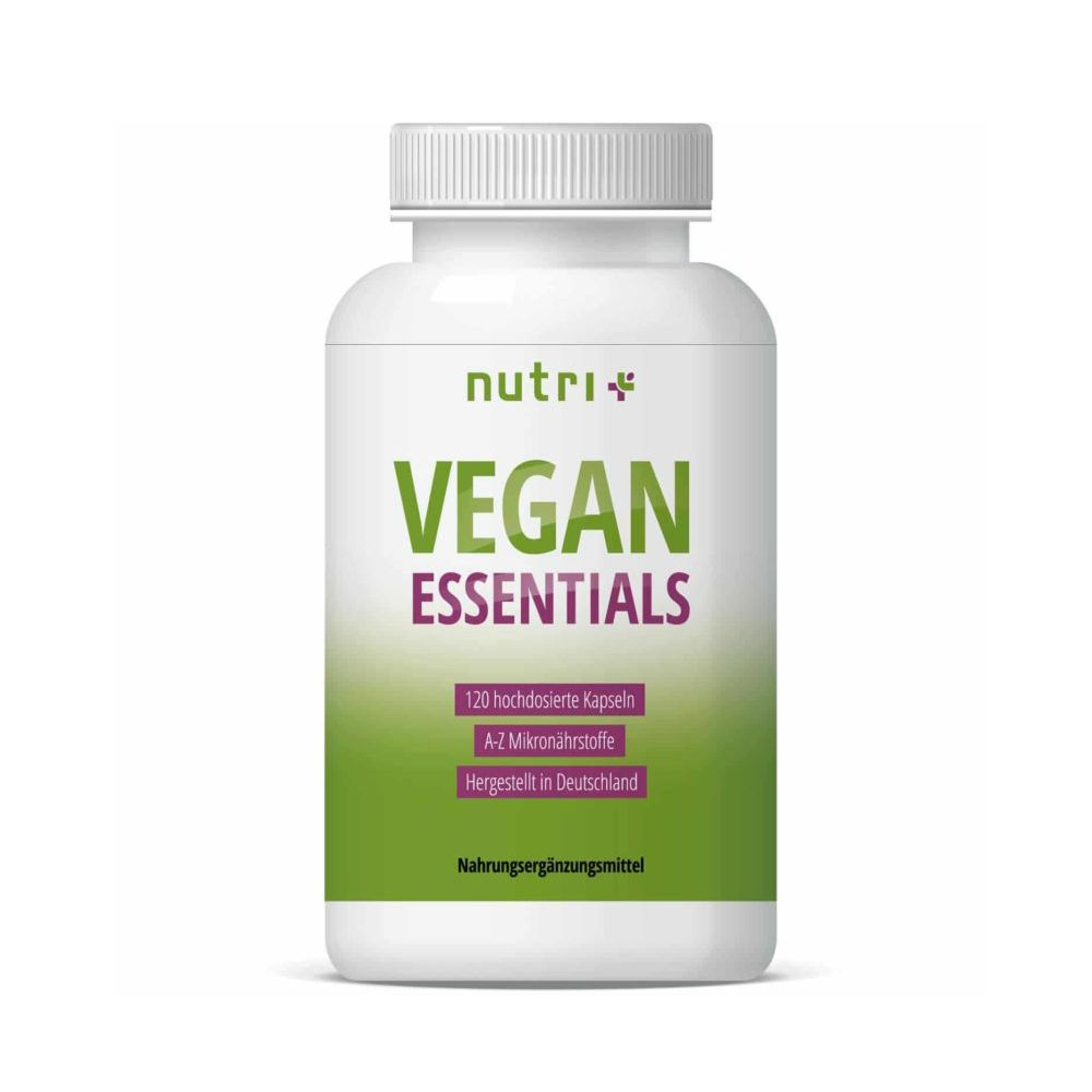 Nutri Vegan Essentials